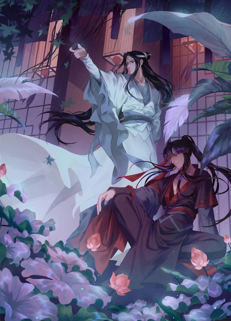 Mo Dao Zu Shi Wallpaper By Nicolasdarksoul Cb Free On Zedge