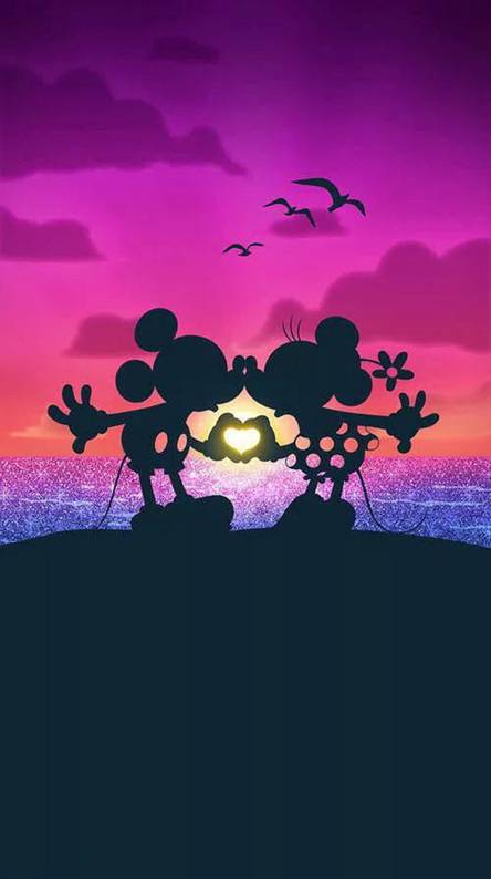 Mickey And Minnie Wallpapers Free By Zedge