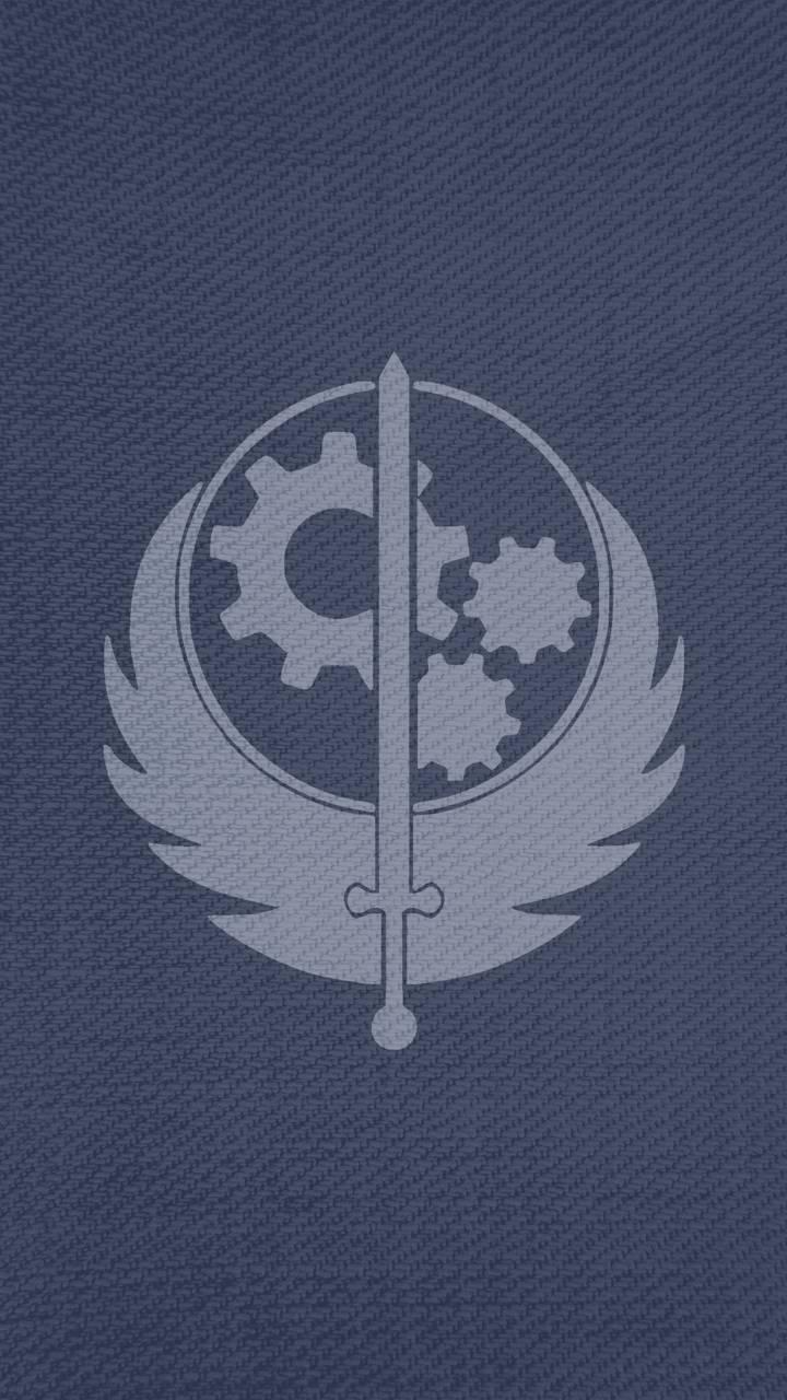 Brotherhood Of Steel Wallpaper By Dwoods2545