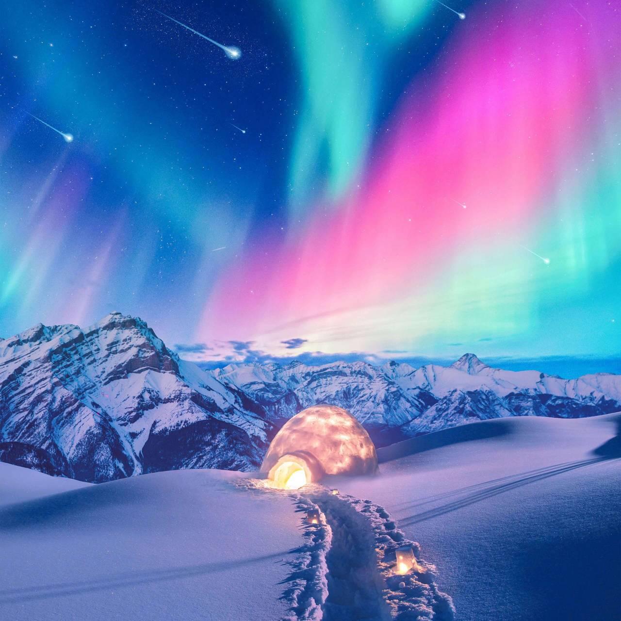 Norths lights