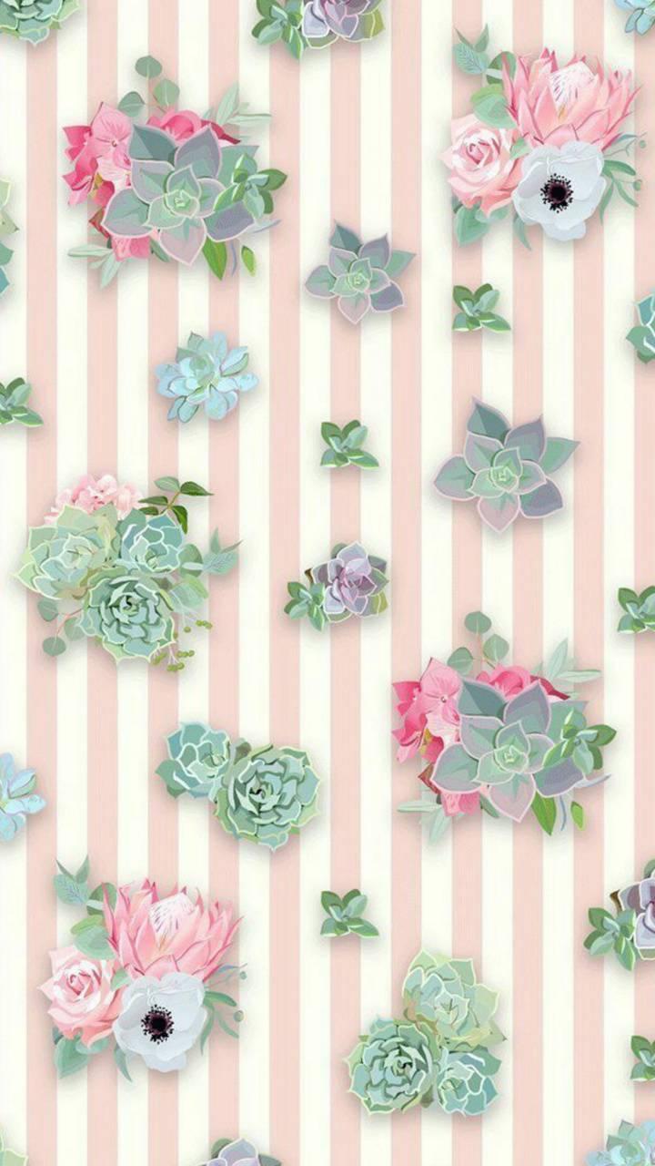 Motif flowers