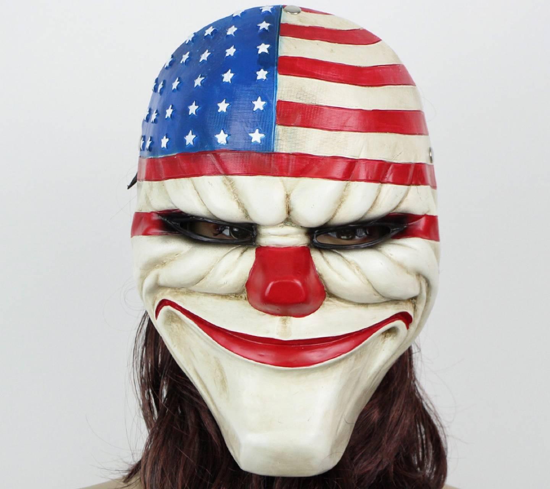 american clown