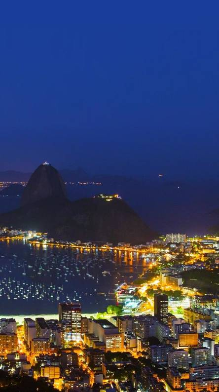 rio night lights