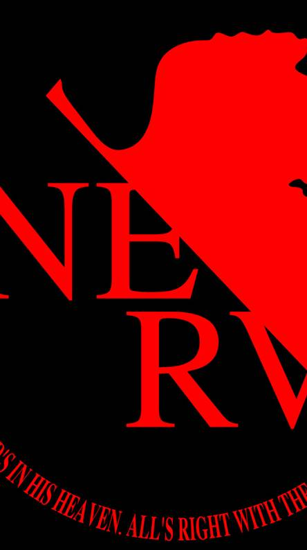 Nerv Wallpapers Free By Zedge