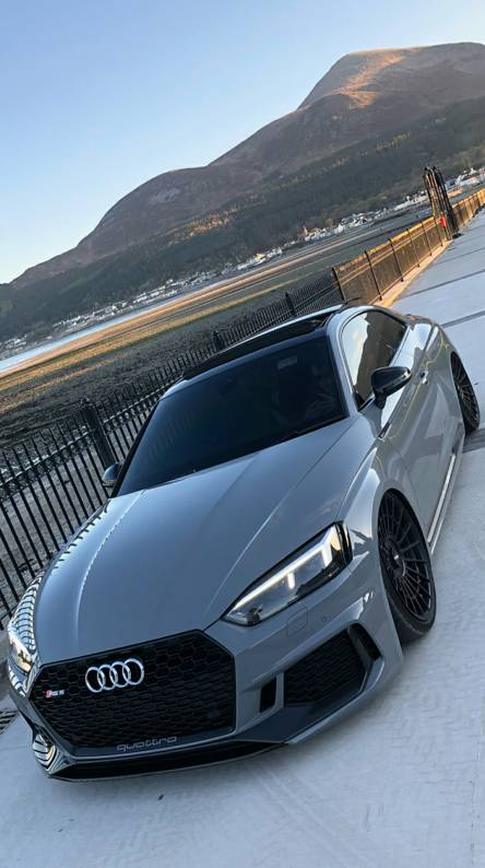 Audi Rs5 Wallpapers Free By Zedge