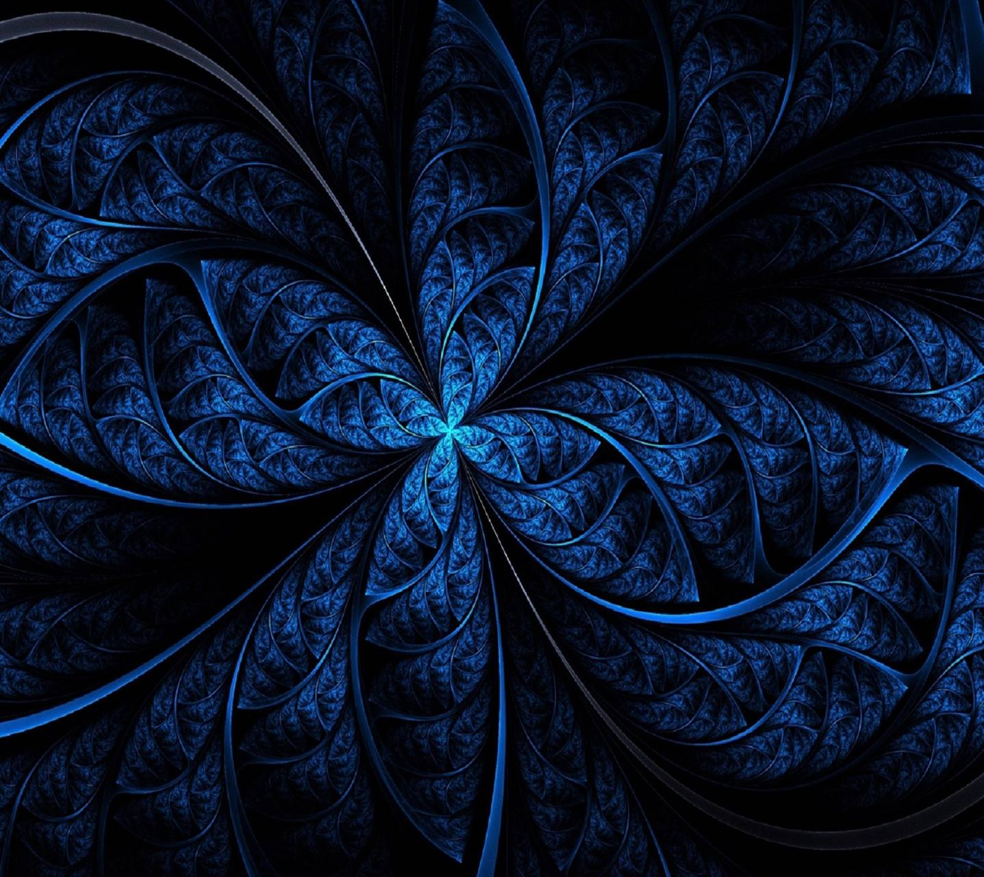 BLUE ABSTRACT016