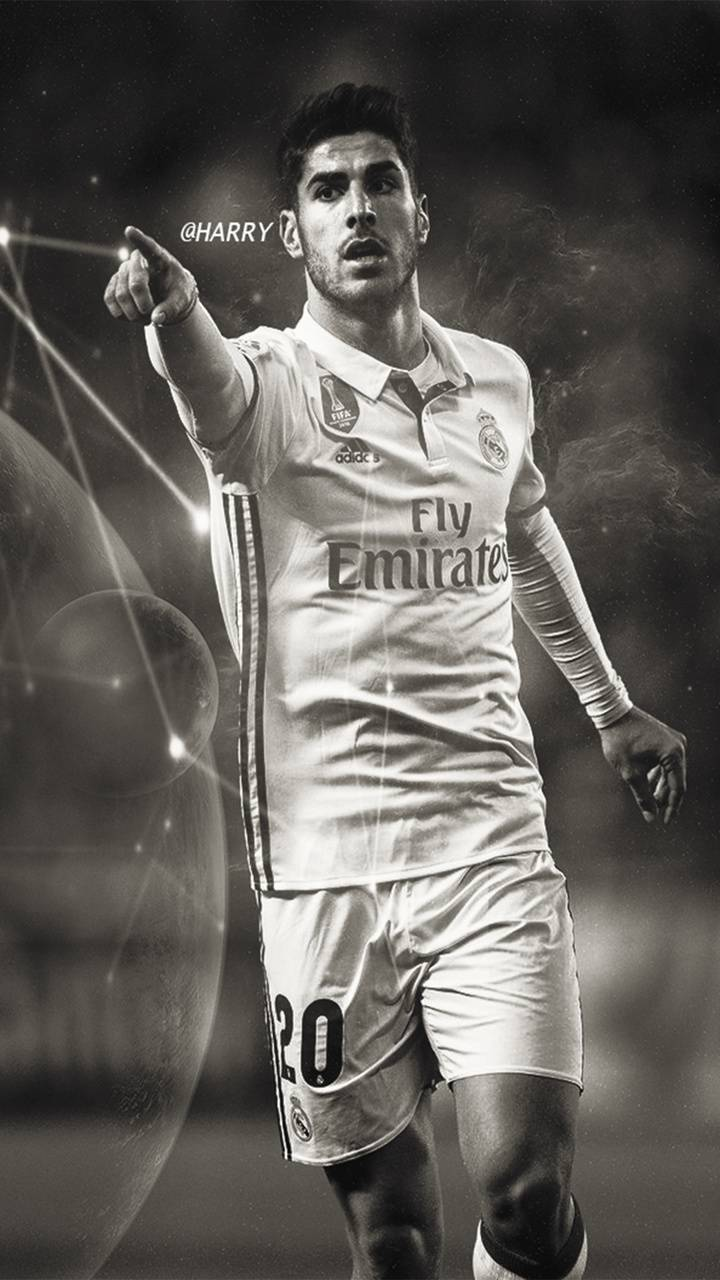 Marco Asensio Wallpaper By Harrycool15 A5 Free On Zedge
