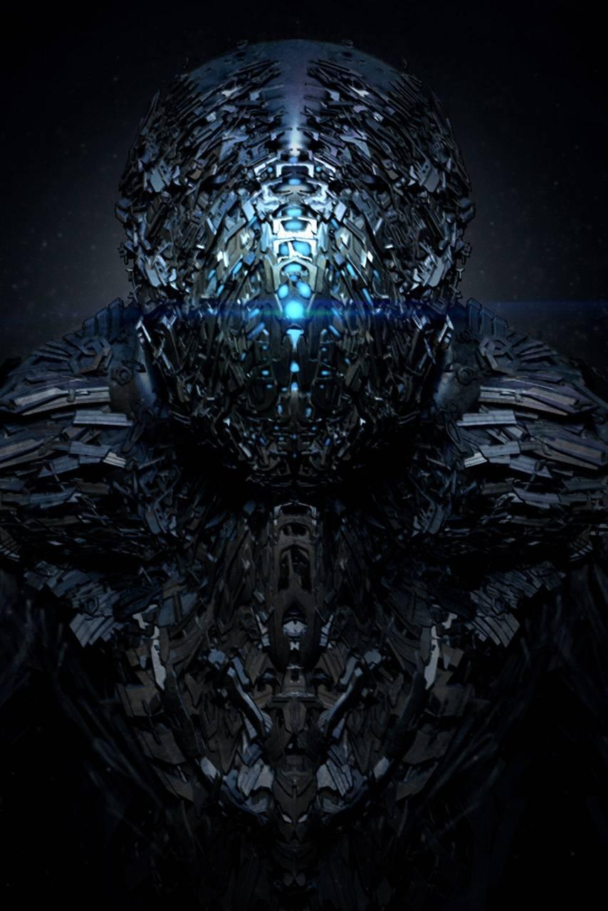 Cyberdroid Replicato