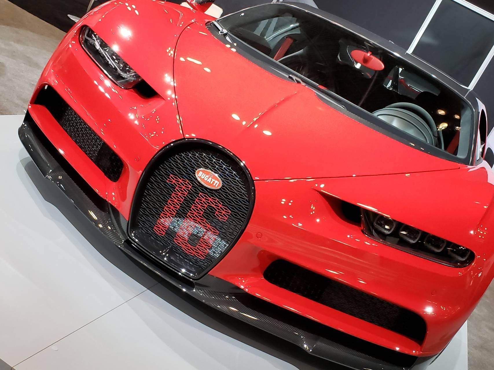 Bugatti 16