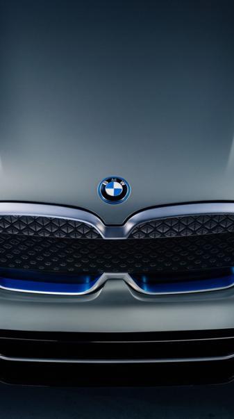 2018 BMW logo
