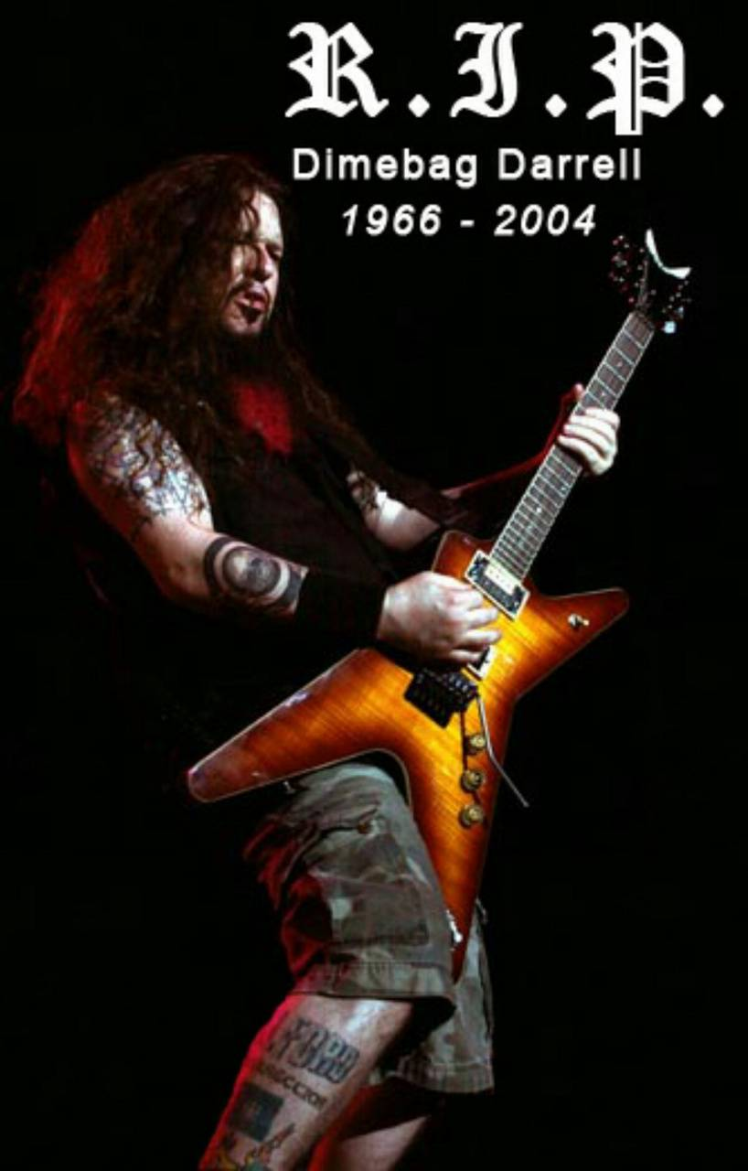 Dimebag Darrell Wallpaper By Tkimmerling6 A0 Free On Zedge