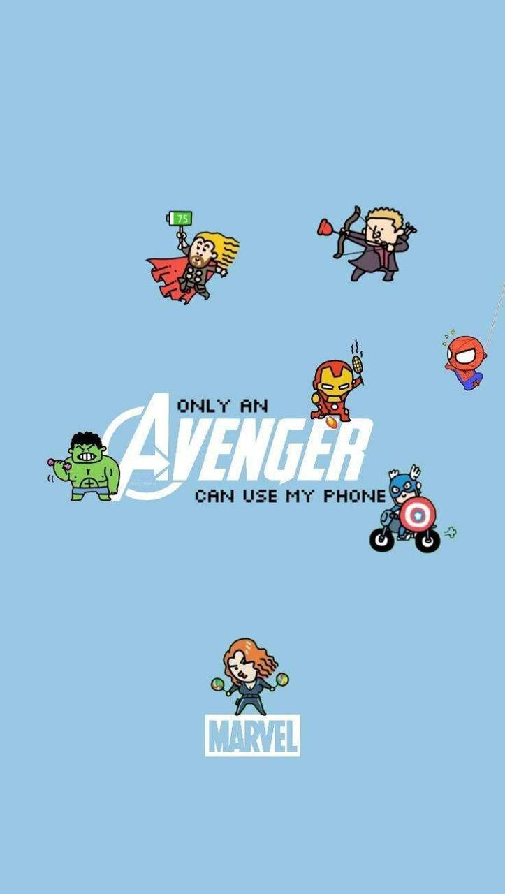 Avengers Home screen