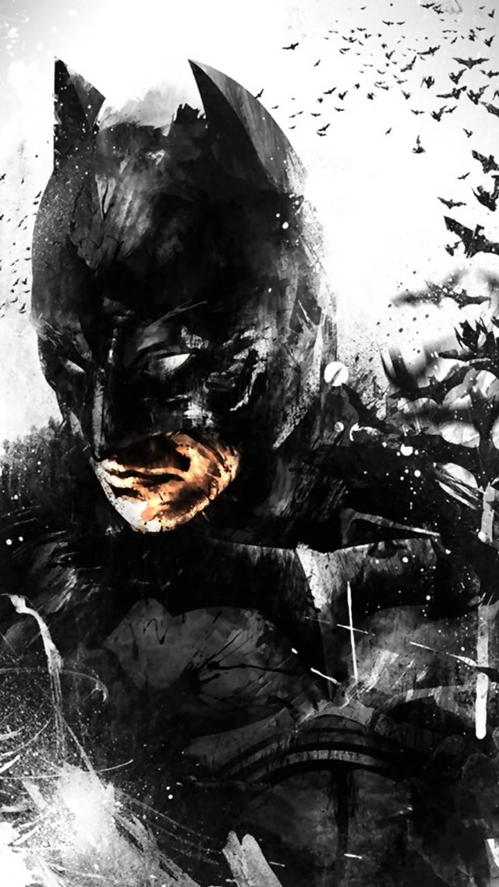 Batman Abstract