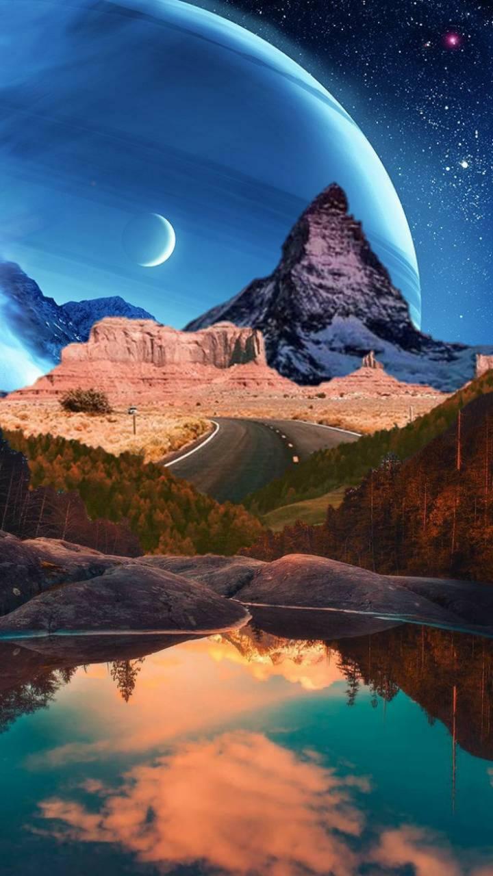 Landscape Melody