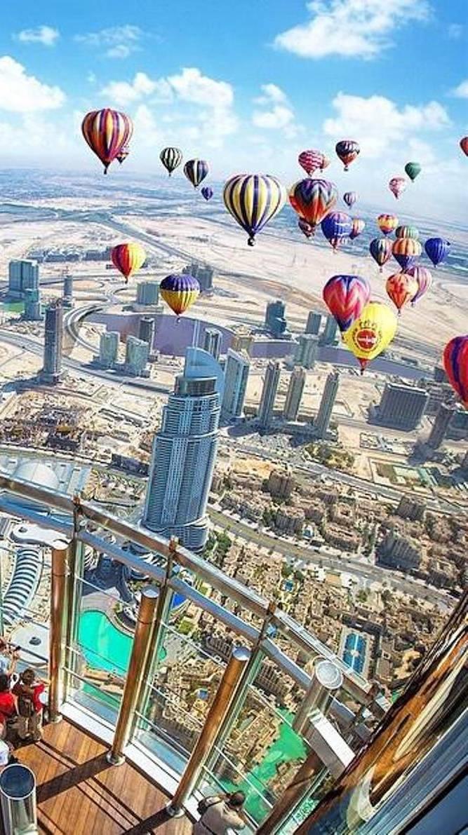 Dubai Balloons