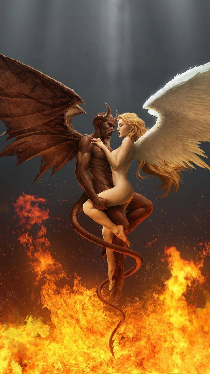 Devil And Angel