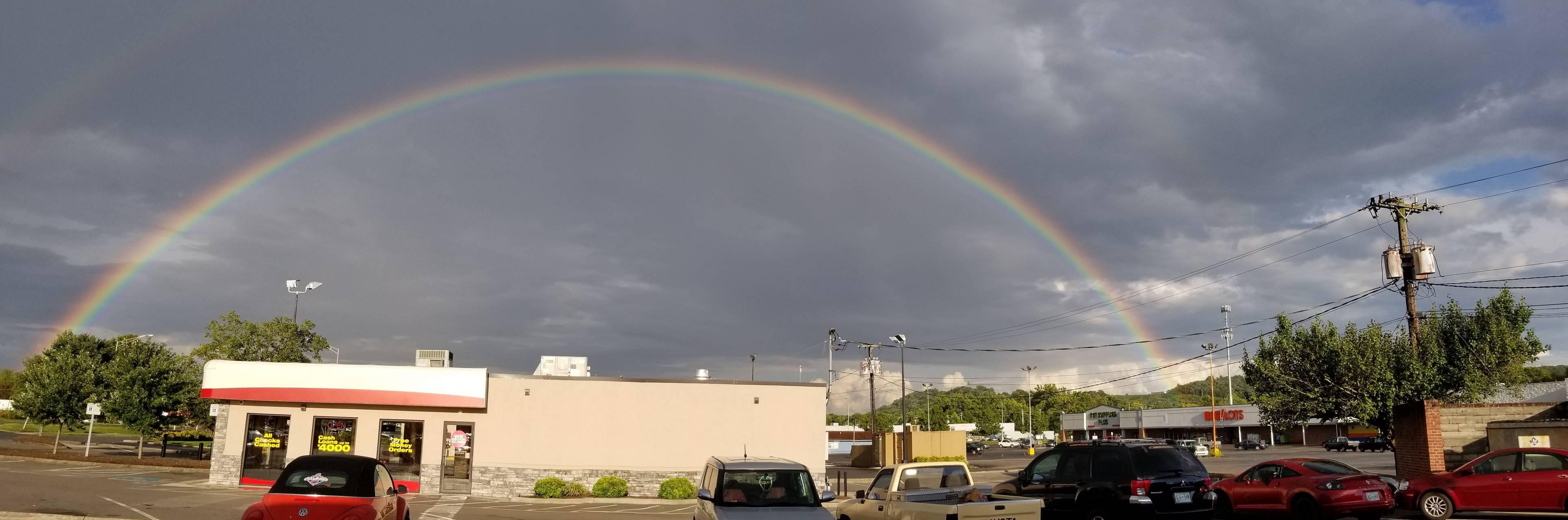 Oak Ridge Rainbow