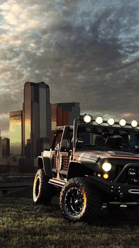 Jeep wrangler Wallpapers - Free by ZEDGE™