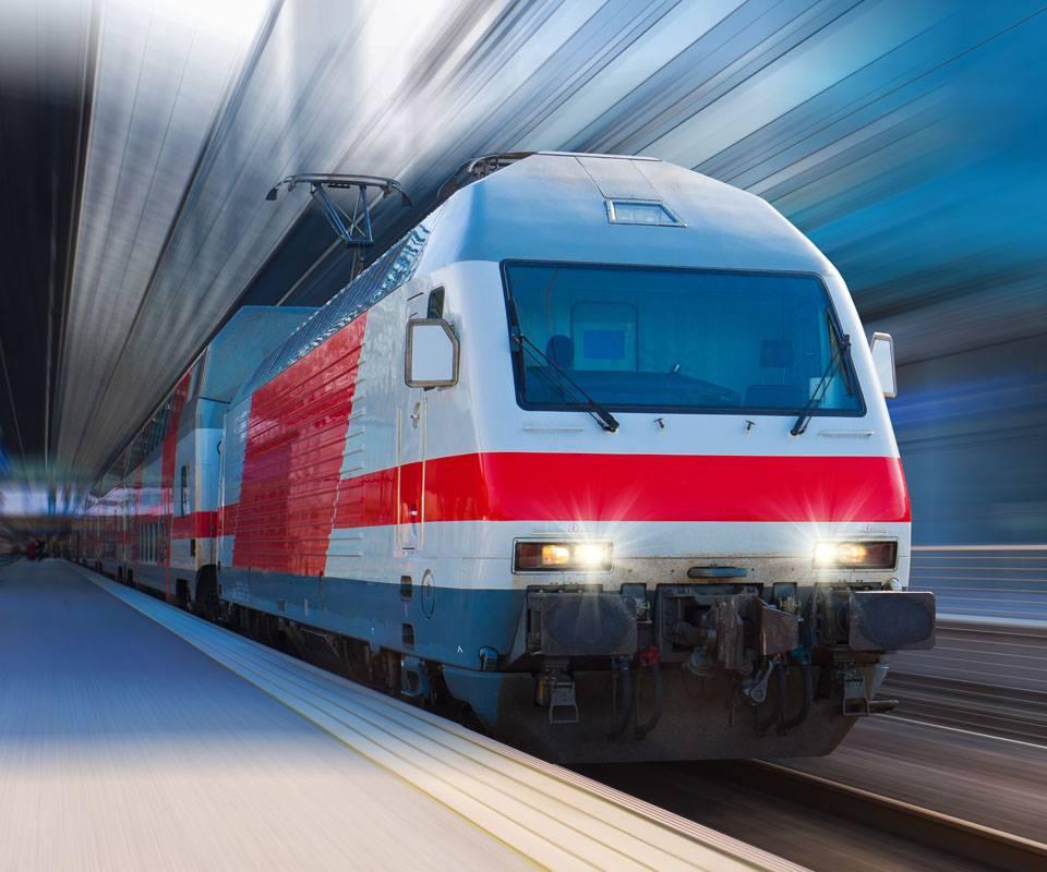 Hi-Speed Train