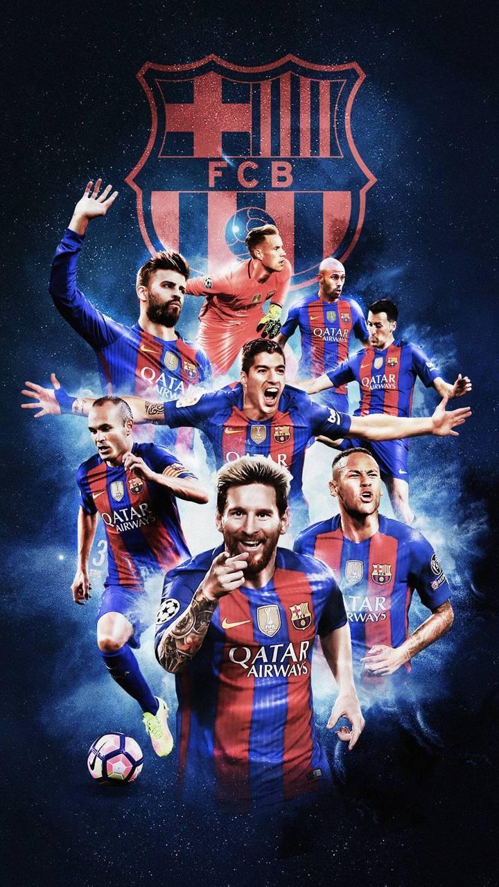 FCBarcelona team