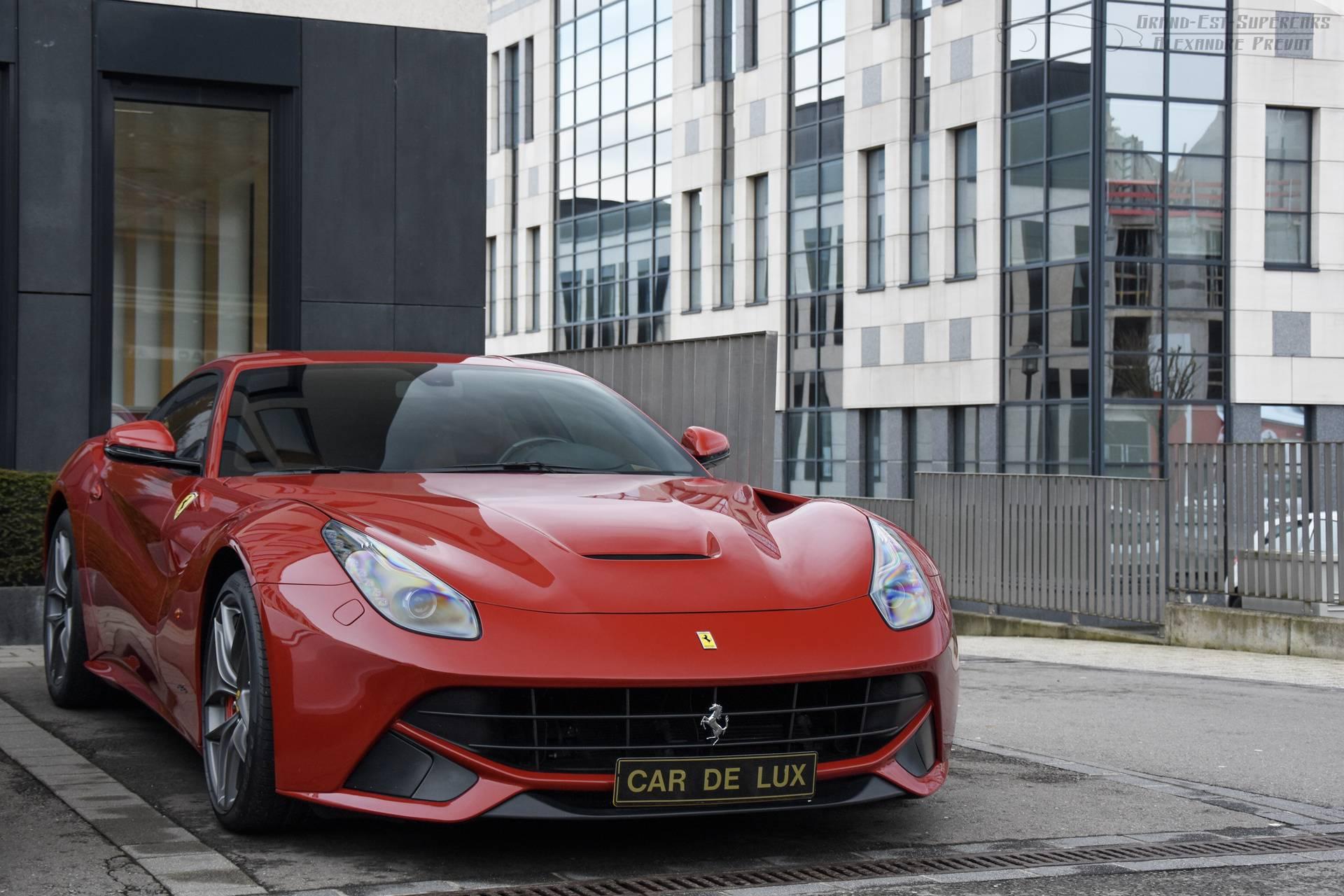 Ferrari car 4k FULHD