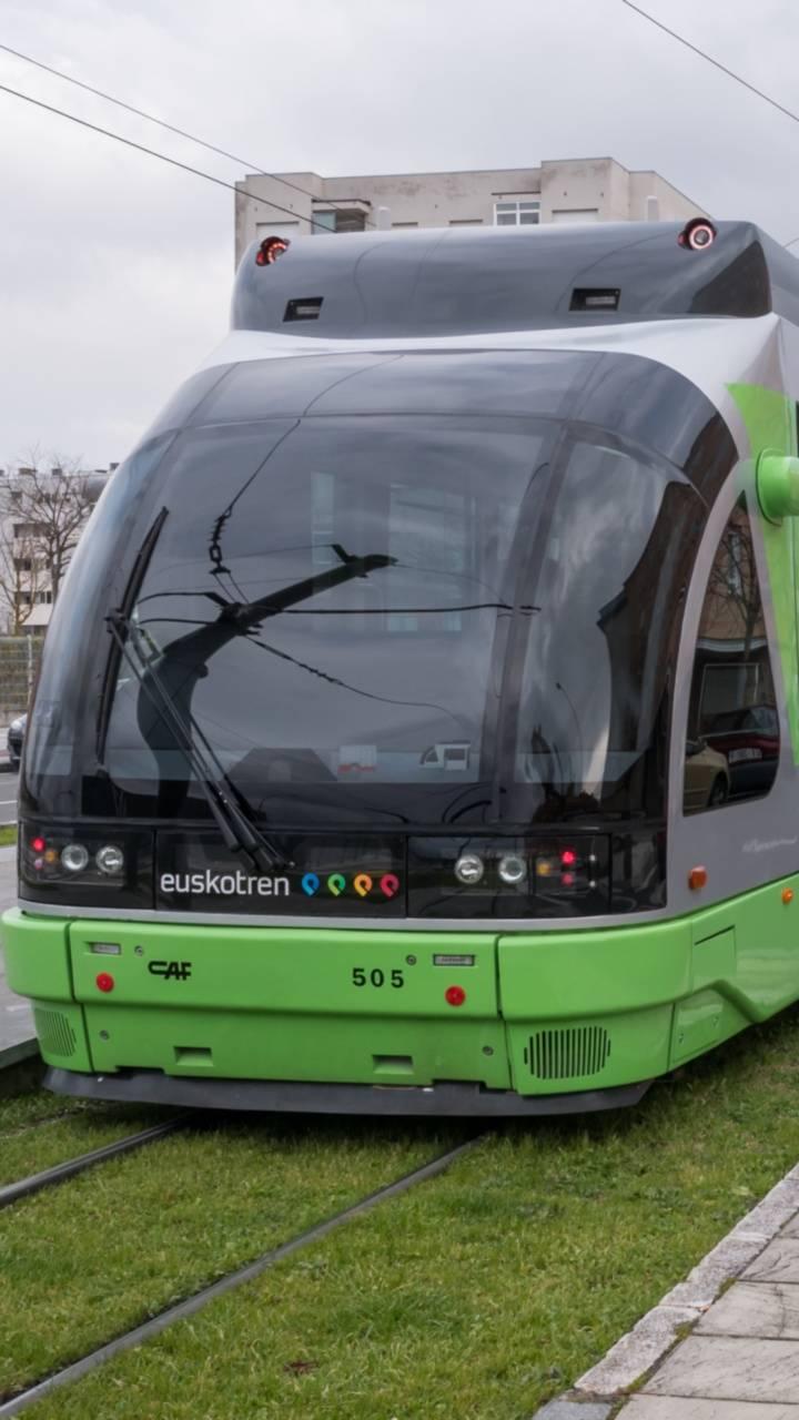 Euskotren Serie 500
