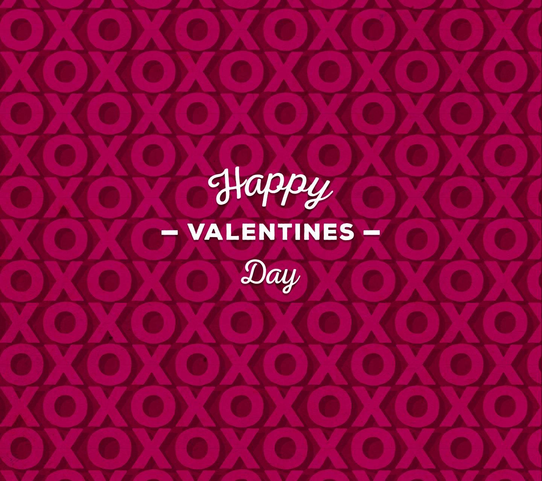 XOXO Happy Valentine