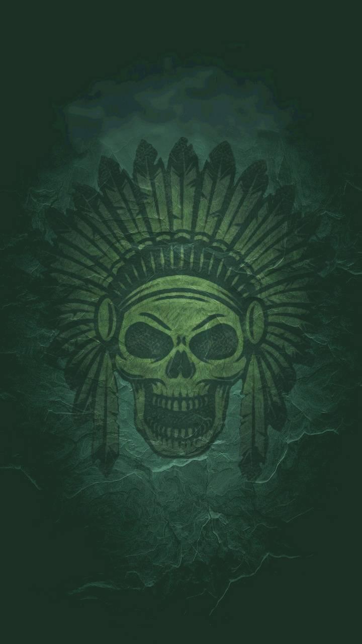 Native Skull Wallpaper By Jperrin87 6c Free On Zedge