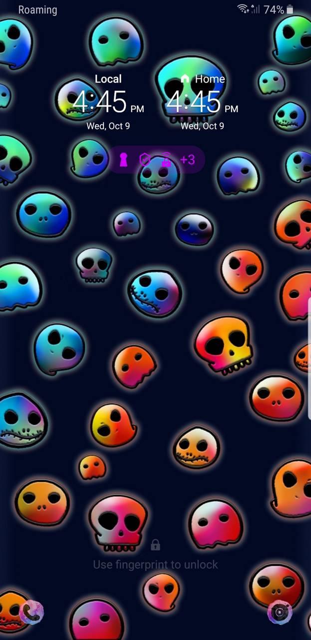 Rolling Skulls