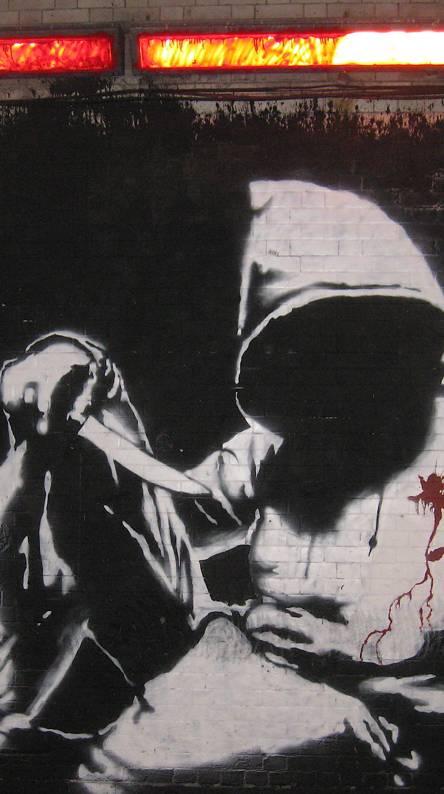 Banksy Graffit 2