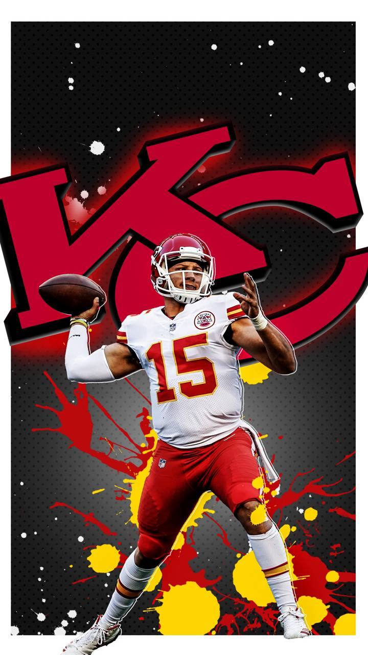 Patrick Mahomes Wallpaper By Itsalexanderj E3 Free On Zedge