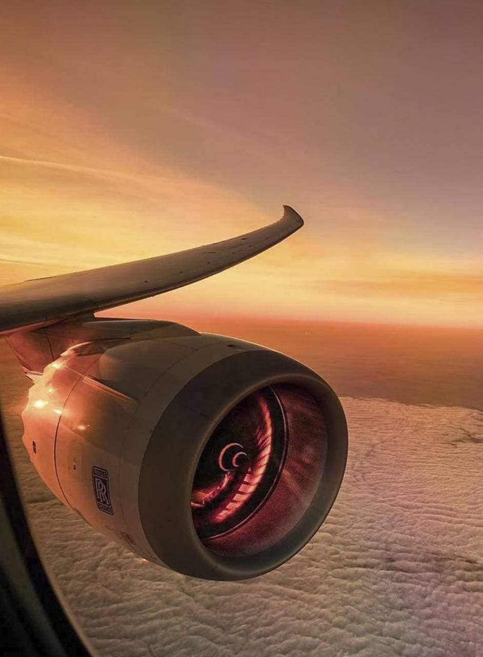 Boeing 787 Wallpaper By Tharykcp 7b Free On Zedge