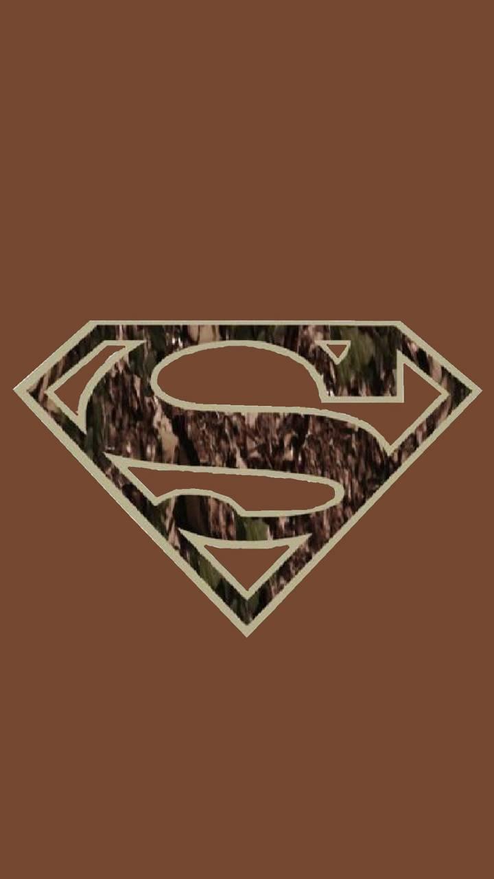 Camo Superman