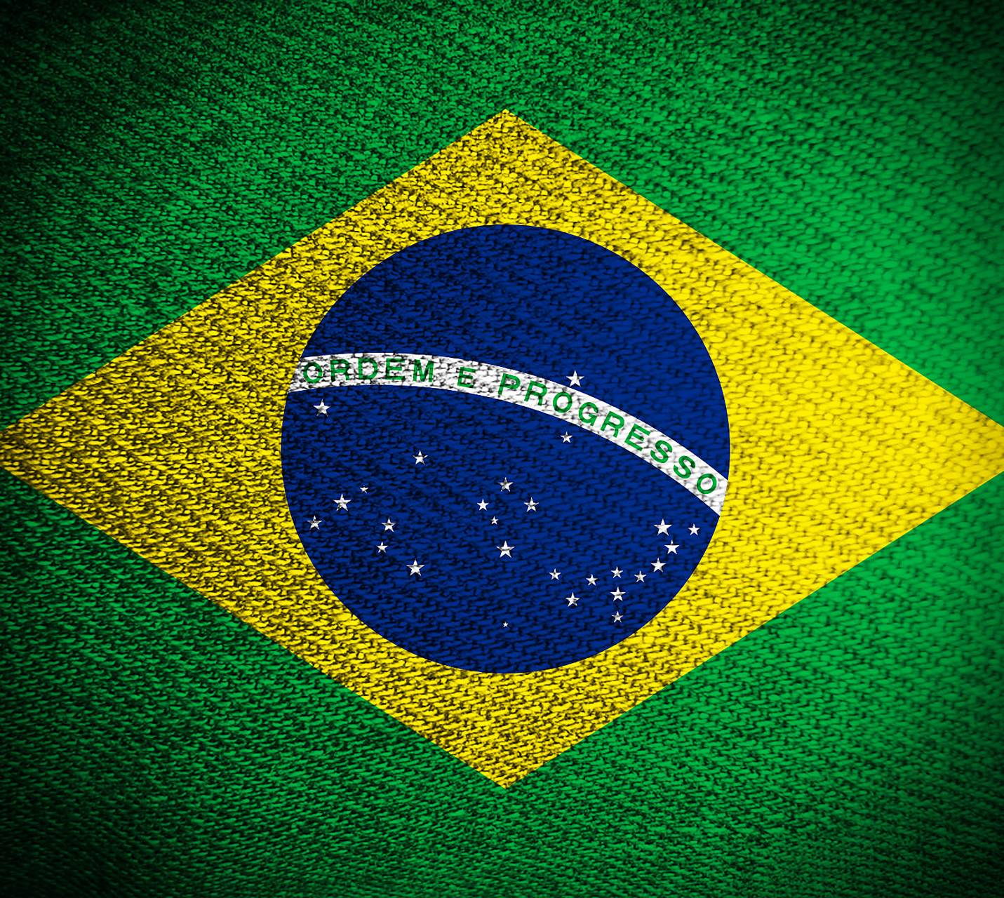 Brasil On Cloth