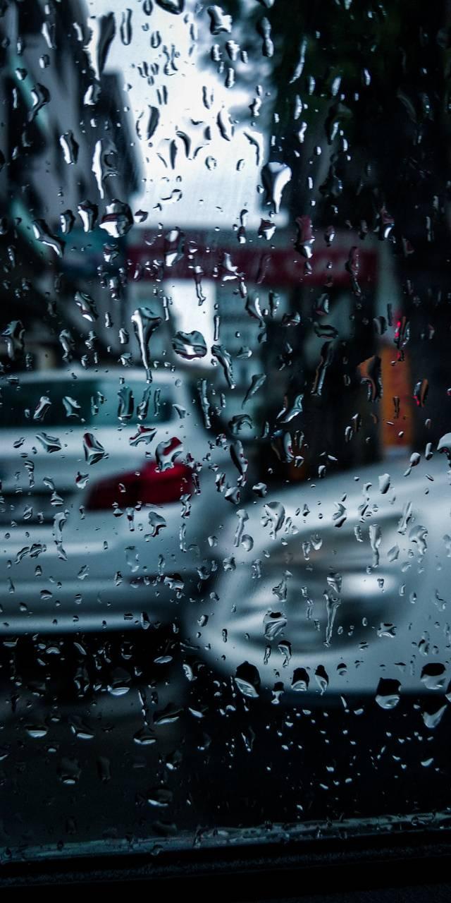 Rainy Window Wallpaper By Yildiranphotography 7e Free On