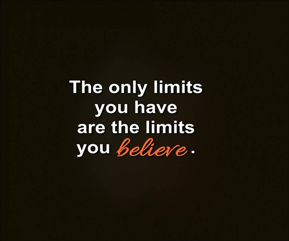 only limits