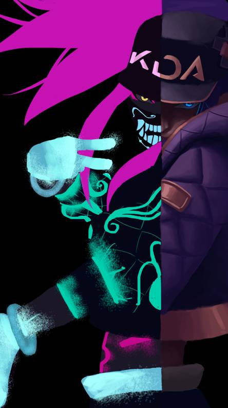 Akali Of Lol Wallpapers Free By Zedge
