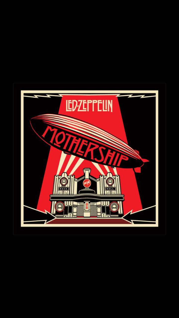 Led Zep Mothership Wallpaper By 2007551 D3 Free On Zedge