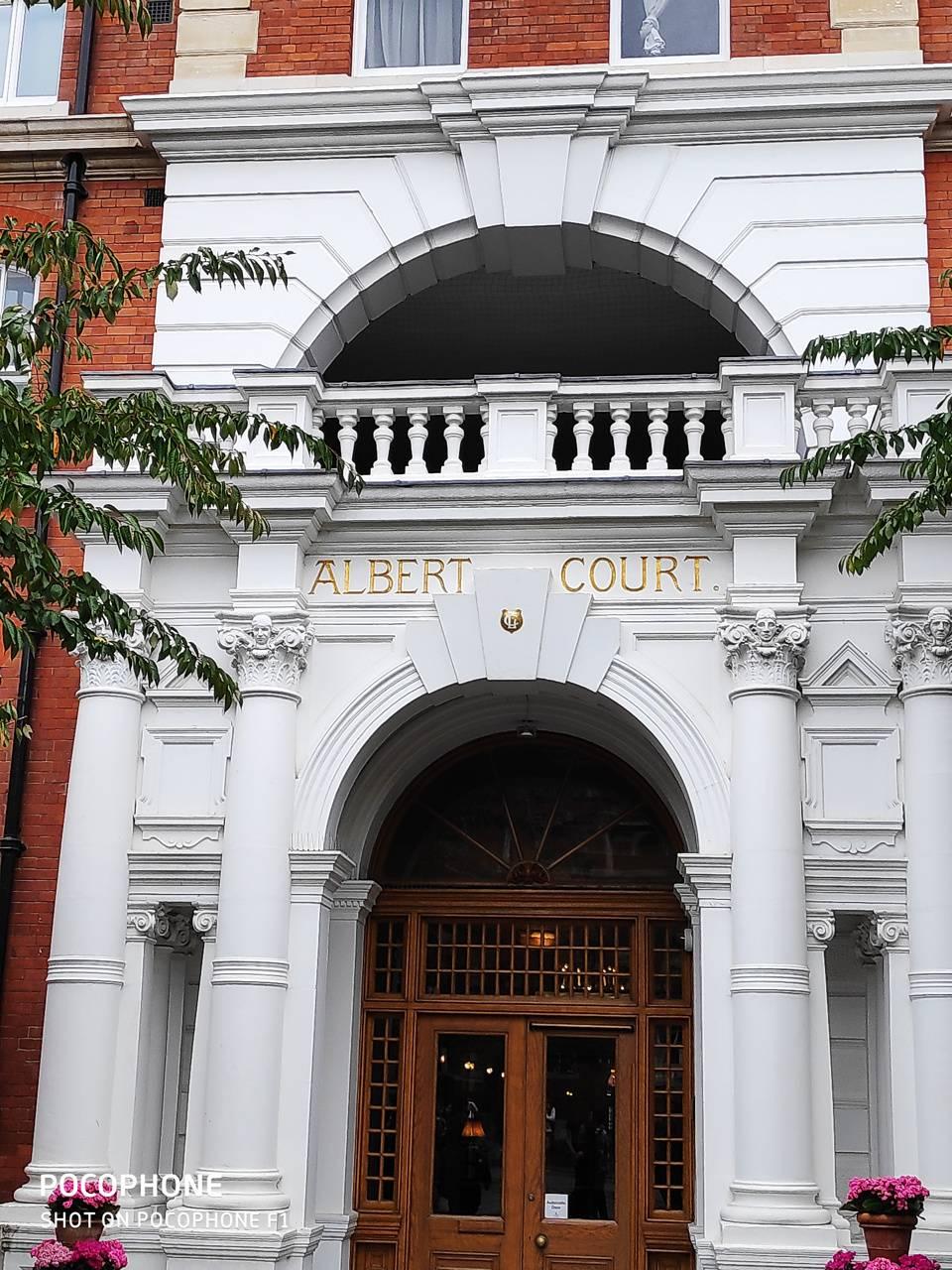Albert court