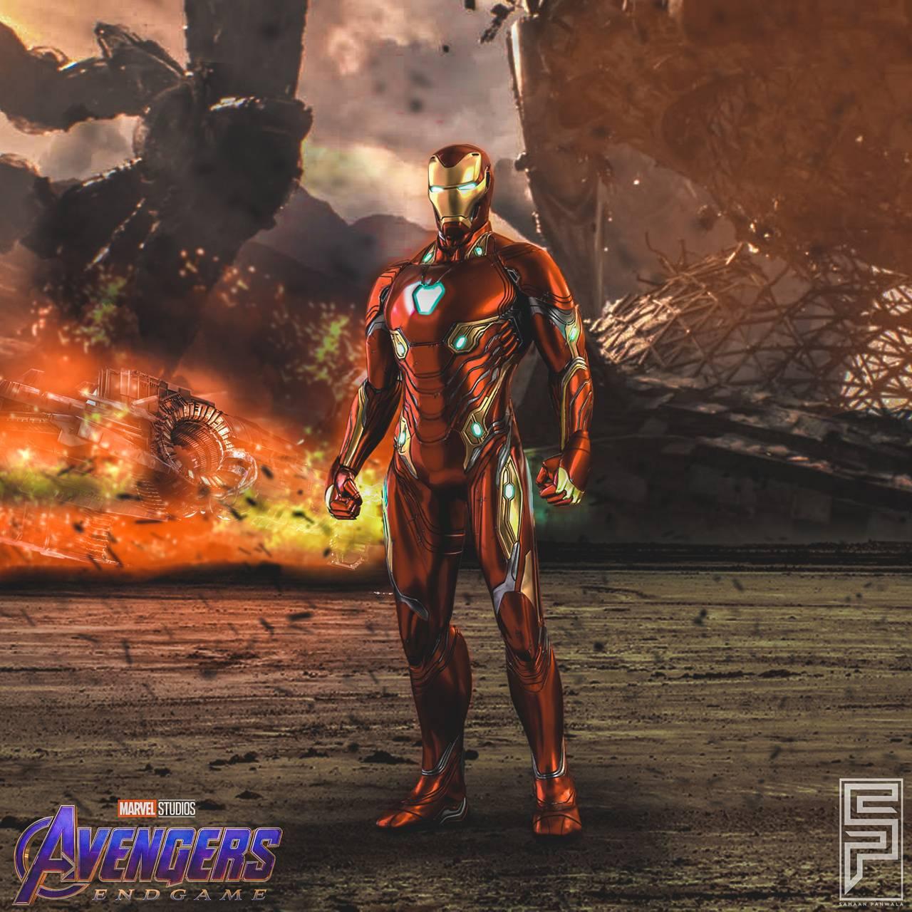 Iron Man Mark 50 Wallpaper By Samaanpanwala 99 Free On Zedge