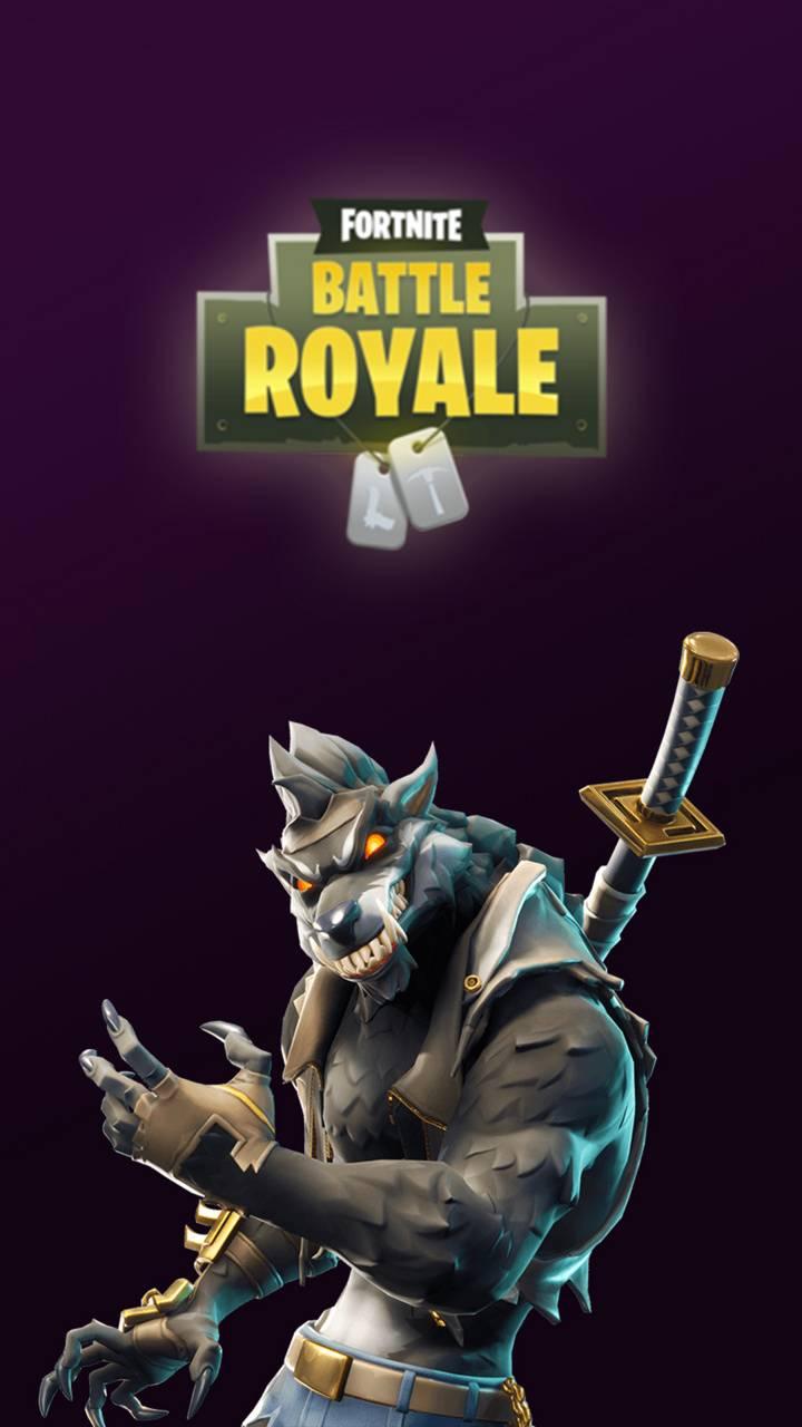Fortnite Wolf