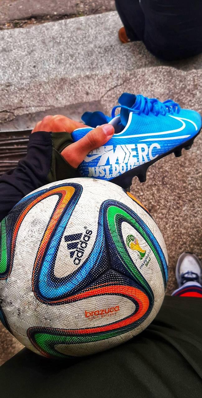 Football Ball Boots