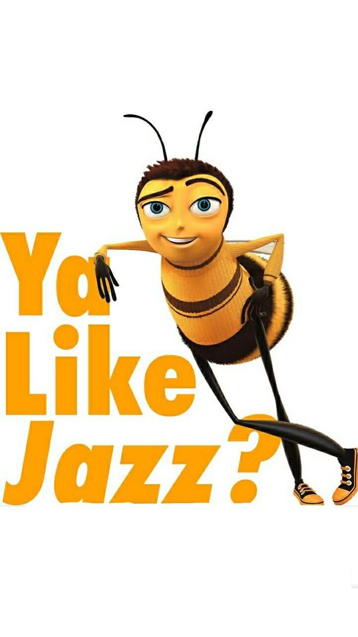 Ya like like jazz