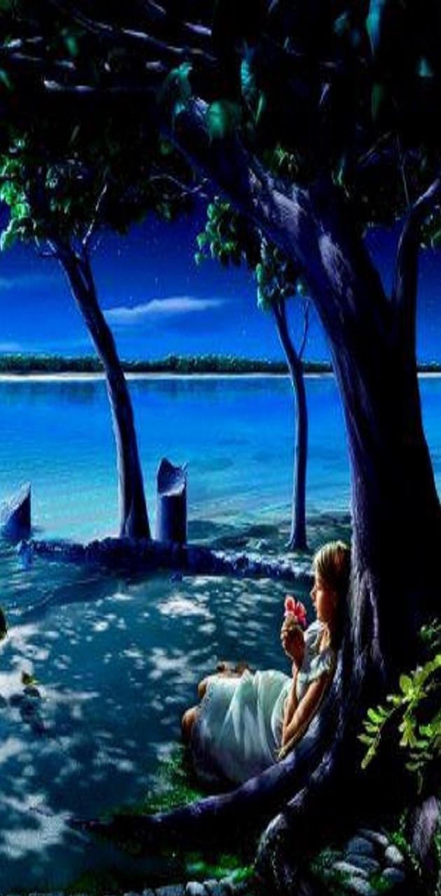 night shore