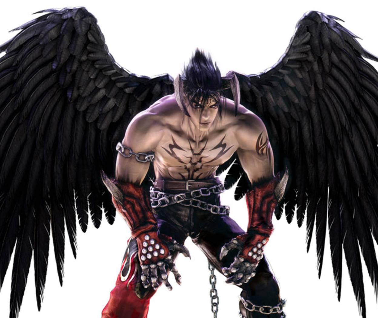 Tekken - Devil Jin