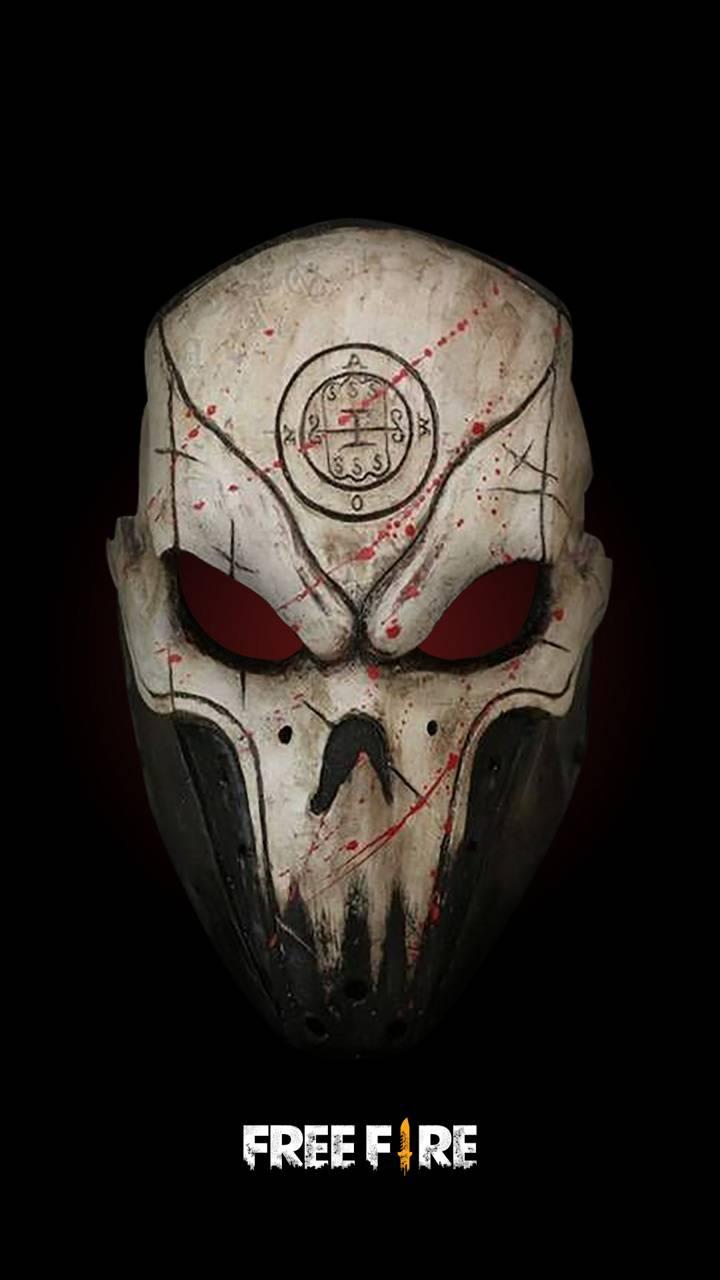 Free Fire Skull Mask Wallpaper By Hakimdesign 5b Free On