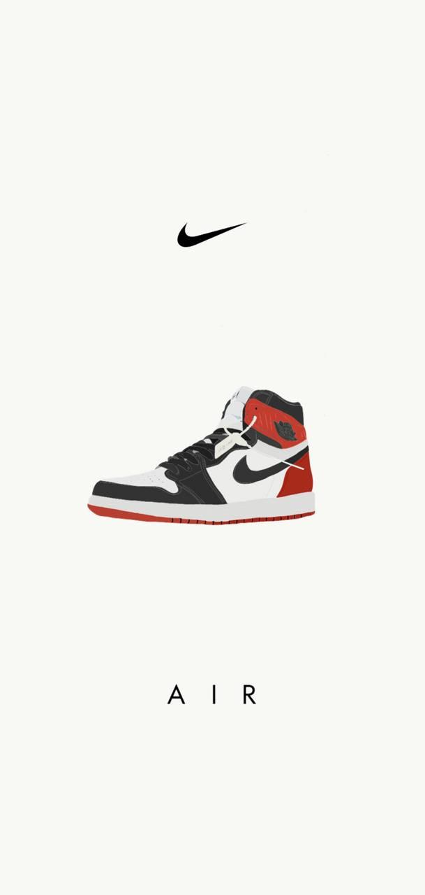 Jordan Nike Cartoon