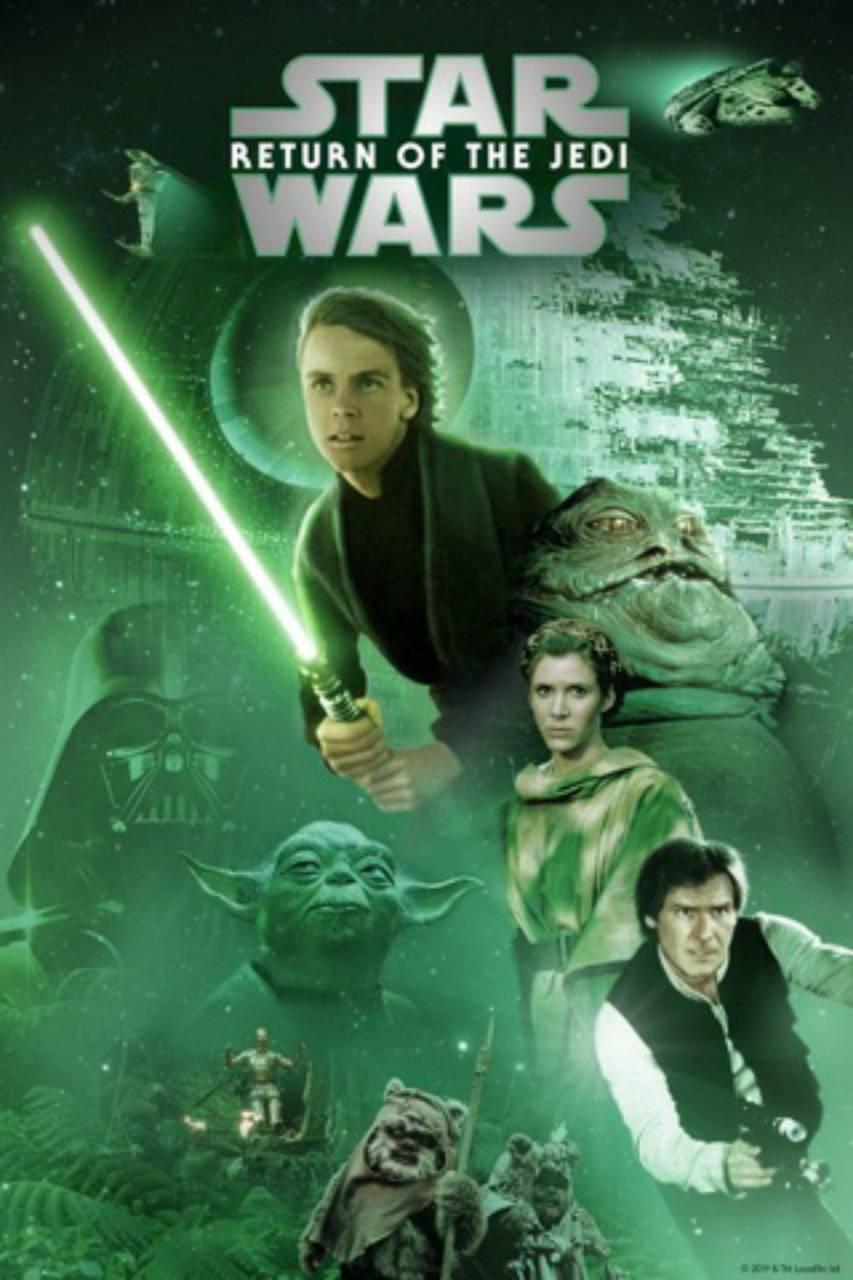 Star Wars Episode 6 Wallpaper By Majormole 8c Free On Zedge
