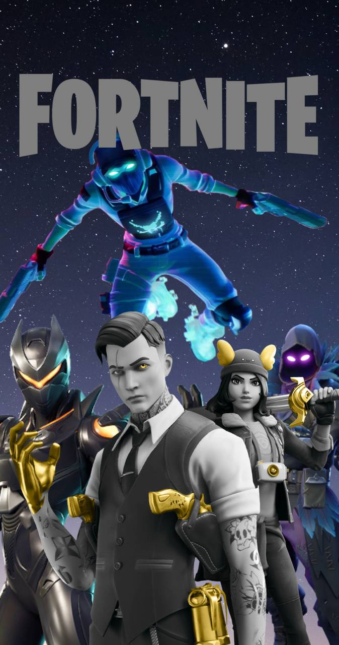Fortnite Skins Wallpaper By T0m45g A0 Free On Zedge
