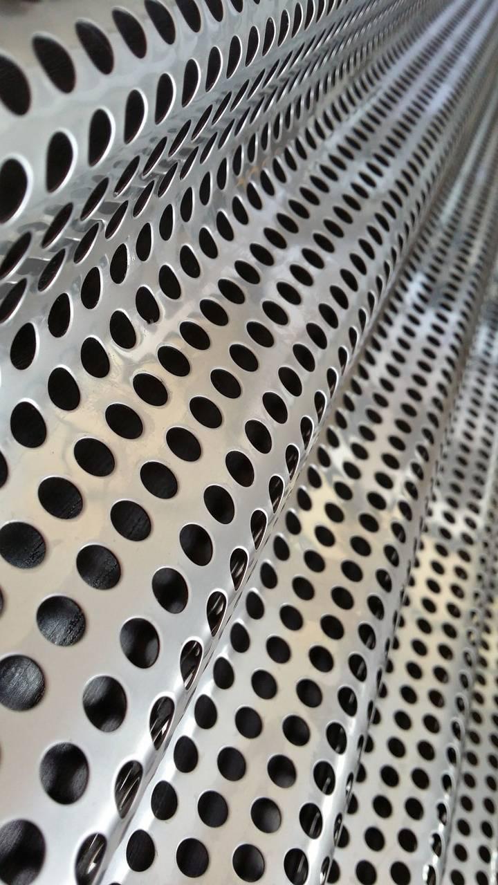 Perforated Metal 2